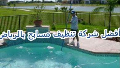 Photo of افضل شركة تنظيف مسابح بالرياض عمالة فلبينية 920008956