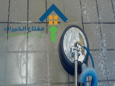 تنظيف واجهات زجاجية عمالة فلبينية