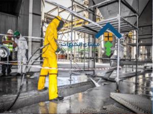 شركة تنظيف مصانع بالرياض عمالة فلبينية