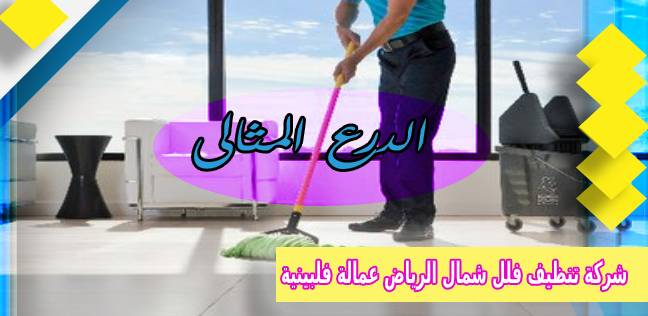 شركة تنظيف فلل شمال الرياض عمالة فلبينية 0530005797