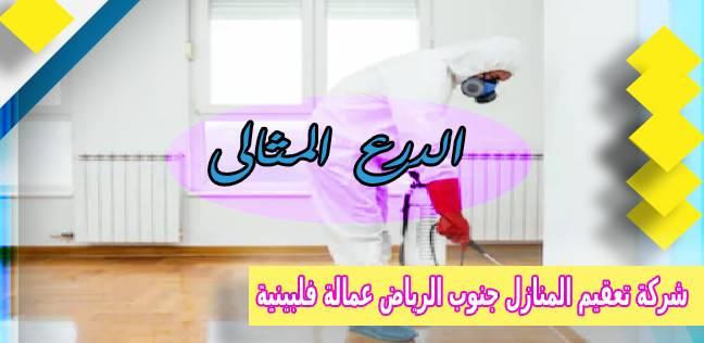شركة تعقيم المنازل جنوب الرياض عمالة فلبينية