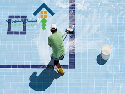 شركة صيانة مسابح جنوب الرياض عمالة فلبينية