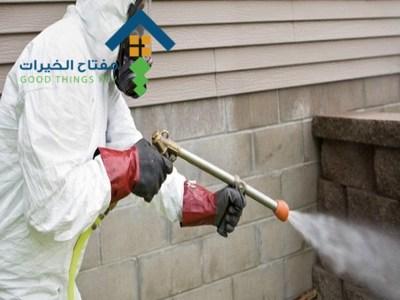 شركة رش دفان شمال الرياض عمالة فلبينية