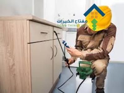 شركة مكافحة حشرات شرق الرياض عمالة فلبينية