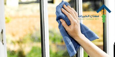 شركة تنظيف واجهات حجر شمال الرياض عمالة فلبينية