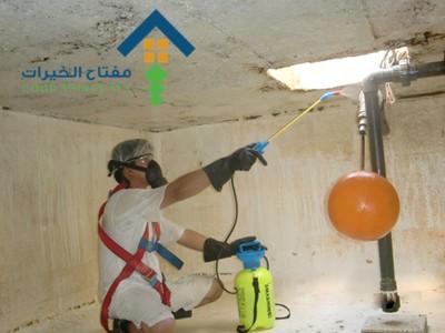 شركة تنظيف خزانات شرق الرياض عمالة فلبينية