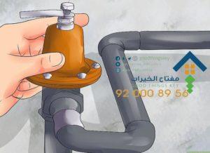 شركة كشف تسربات المياة غرب الرياض