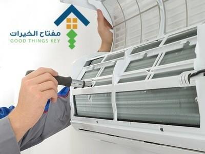 شركة فك وتركيب مكيفات غرب الرياض