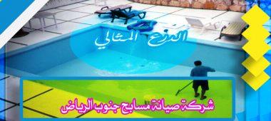 شركة صيانة مسابح جنوب الرياض