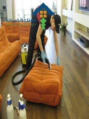 شركة تنظيف بالبخار جنوب الرياض