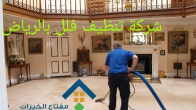 Photo of خدمات تنظيف الفلل
