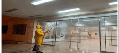 شركة تعقيم مجمعات طبية بالرياض